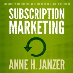 Subscription Marketing audio cover